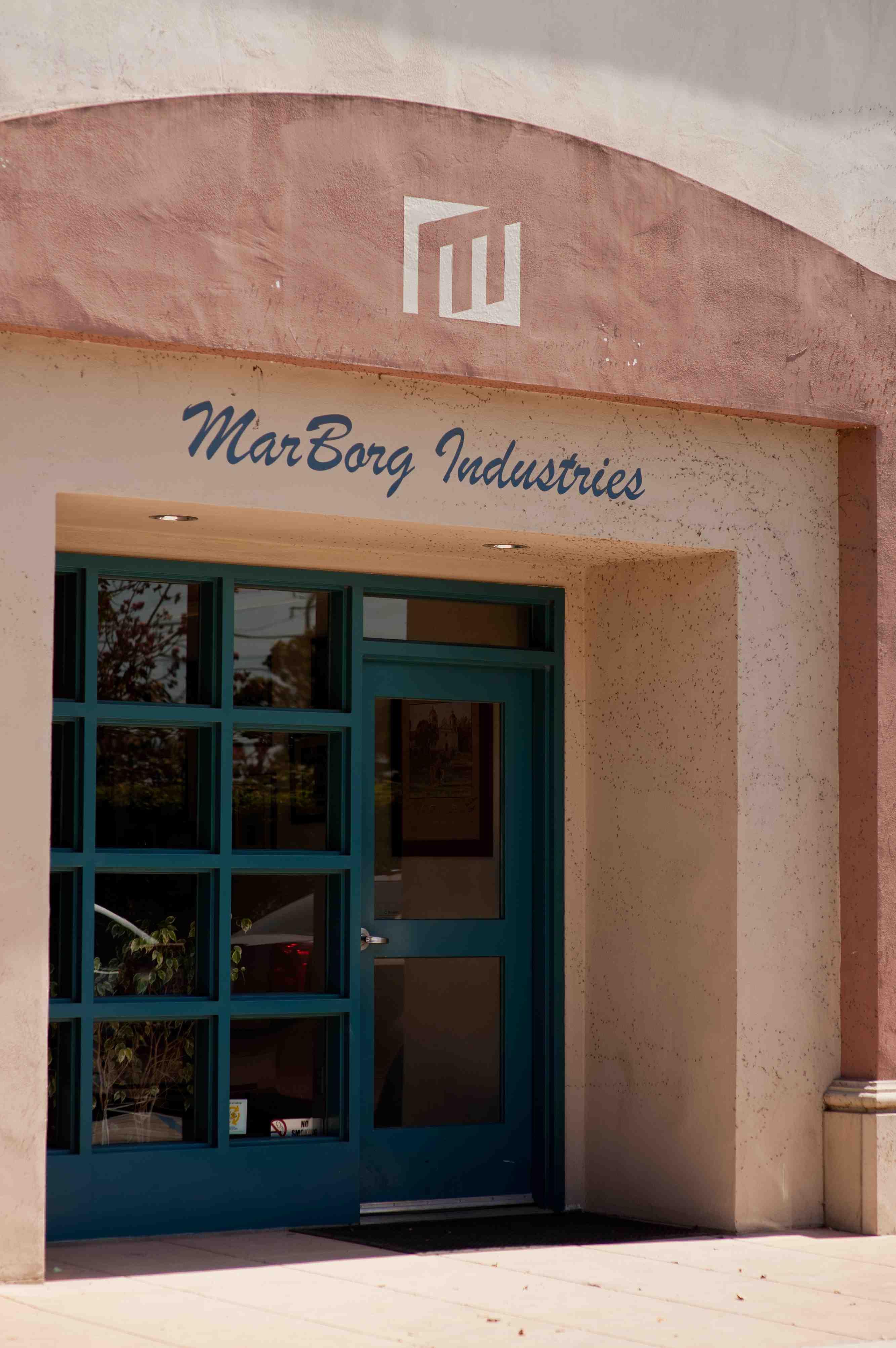MarBorg Exterior