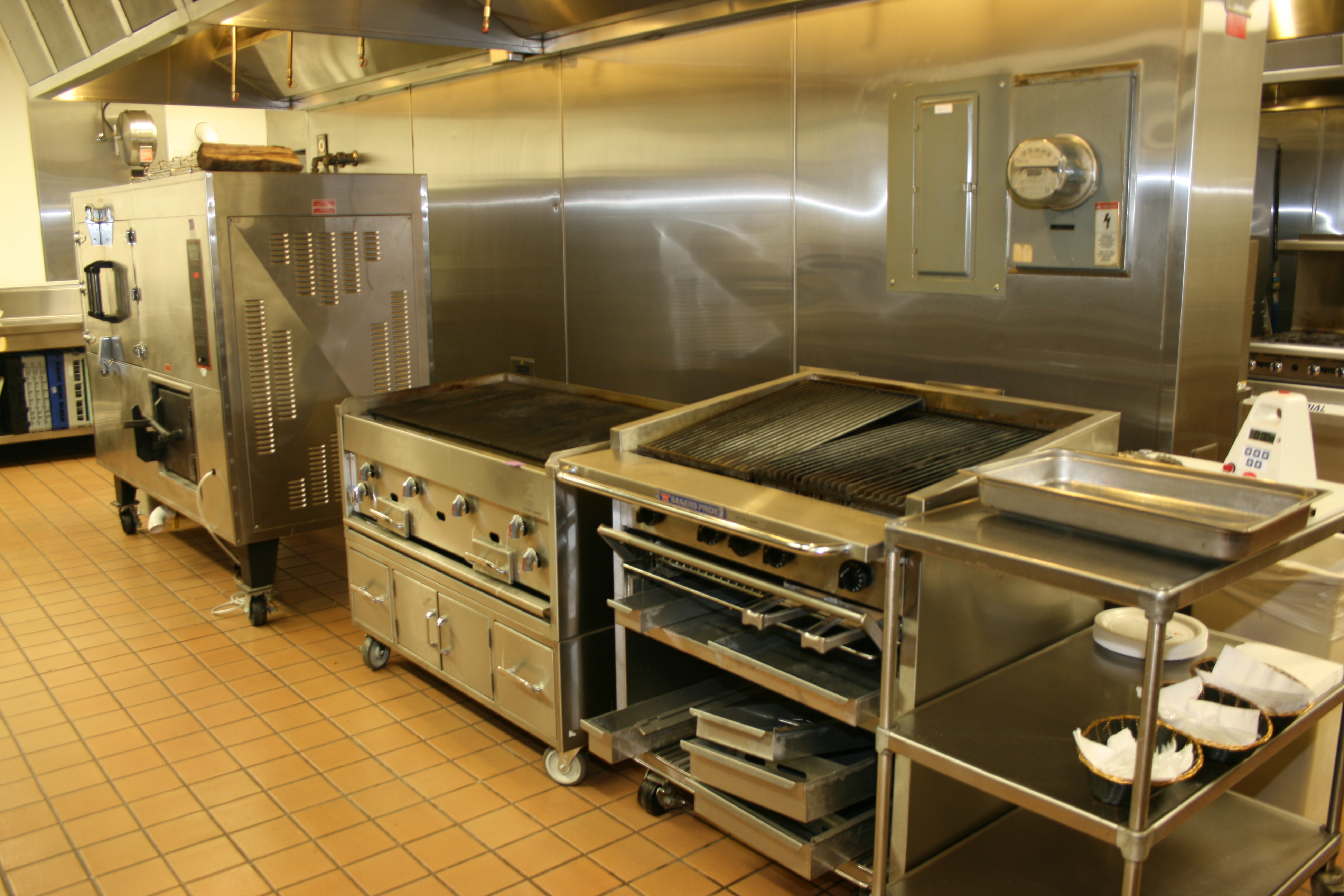 ERC Commerical kitchen