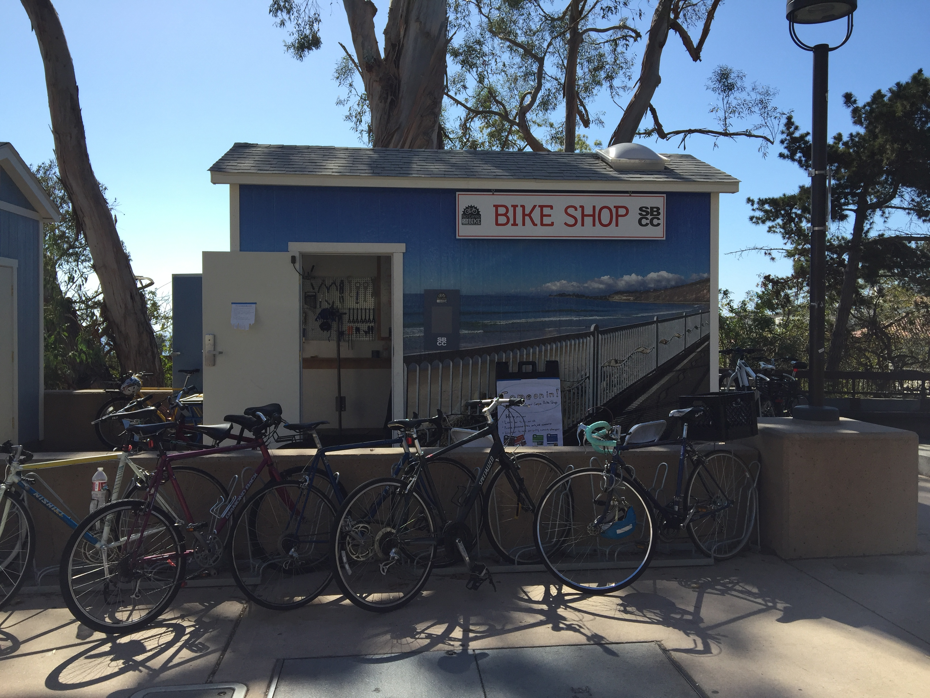 SBCC Bike Shop